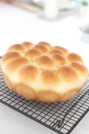 ちぎりパン 日本一簡単なパン教室 Backe