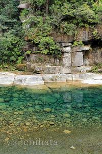 冬の銚子川 - みちはた写真館フォトギャラリー