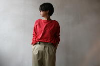第4382回Red。 - NEEDLE&THREAD Meji/NO.3
