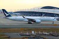 関西国際空港での撮影 その4 スカイデッキからの撮影(3) - 南の島の飛行機日記