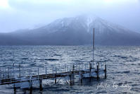 支笏湖ブルー - ロマンティックフォト北海道☆カヌードデバーチョ