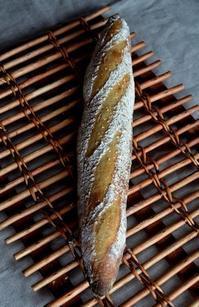 バゲット - 森の中でパンを楽しむ