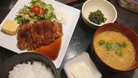 今宵の定食 - 遊食彩旬 乃'SAN