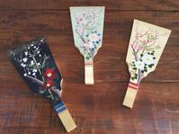12月のフォークアートレッスン - coco diary 山口県 お花と絵と楽しいティータイム