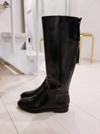 【ZARA】セール品ブーツが届きました♪ - ねことおうち