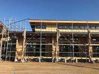 板倉造りのテラスハウス(長屋)見学 - HAN環境・建築設計事務所