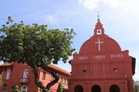 【オランダ広場】【セントポール教会跡】マレーシア旅行 - 3 - - うろ子とカメラ。