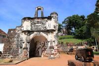 【サンチャゴ砦】*ニョニャ料理*マレーシア旅行 - 4 - - うろ子とカメラ。