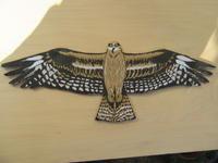 鳥除けバイオカイト作ってみました - bowerbird garden ~私はニワシドリ~