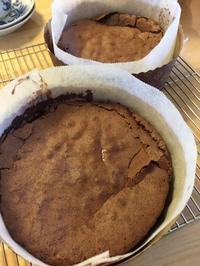ガトーショコラレッスン - 調布の小さな手作りお菓子教室 アトリエタルトタタン