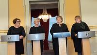 女性党首4人で平等と家族に重きを置く政治に(ノルウェー) - FEM-NEWS
