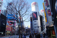 1月24日㈭の109前交差点 - でじたる渋谷NEWS