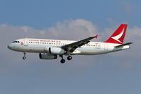 初撮影 キャセイドラゴン航空 A320-200 新塗装 - 南の島の飛行機日記