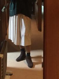 ショートブーツとソックス - わたしの好きな物