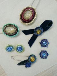 「Eri-kariのやさしい手刺繍」も始まりました~ - 手刺繍屋 Eri-kari(エリカリ)
