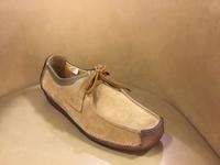 まだまだ人気のスエード靴 - 池袋西武5F靴磨き・シューリペア工房