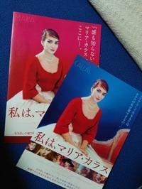 オペラ界の歌姫「マリア・カラス」をえがいた作品 - ささやかな刺繍生活
