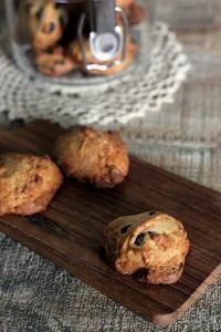 パン教室で「酵母クッキー」と「クロックムッシュ」 - Takacoco Kitchen