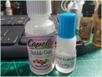 Capella BubbleGum(フルーツガムベース) - ぷぅ日記