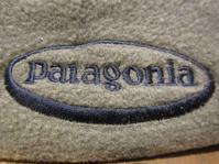 パタゴニアのオーバルロゴ刺繍入りのフリース・ハット - Questionable&MCCC