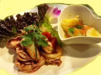 タイ料理ディナーコース¥5400 - 尾道アジアンゲストハウス ビュウホテルセイザン&タイ国料理タンタワン