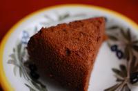 チョコレート炊飯器ケーキ - 食べることとか 暮らすこととか