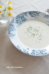 ◆フランスアンティーク*スープが美味しくなるアンティークの深皿🎶 - フランス雑貨とデコパージュ&ギフトラッピング教室 『meli-melo鎌倉』