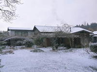 株式会社旬援隊の冬の様子(2019)この冬は初めての積雪と烏骨鶏を襲ったイタチの捕獲 - FLCパートナーズストア