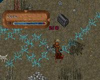 魔女Coraソロ - 本当の戦士には剣など要らぬ