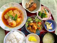 ロールキャベツ★(^^♪・・・・・700円ランチ - 日だまりカフェ
