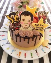 今日のバースデーケーキたち。 - HAPPY FIELD