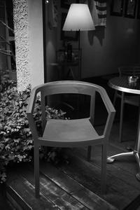 真紅の椅子 - 節操のない写真館