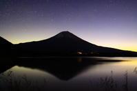 31年1月の富士(21)田貫湖畔の富士 - 富士への散歩道 ~撮影記~