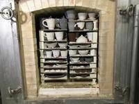 360個の窯詰め - 週末陶芸家 フジサキウサジ