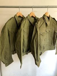 "Royal Army ""Green Denim"" Battle Dress Jacket Dead Stock Restock!! - DIGUPPER BLOG"