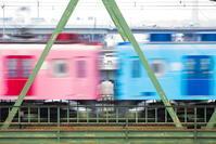 めでたいでんしゃ新婚旅行臨を撮る - 鉄道撮影メモ用