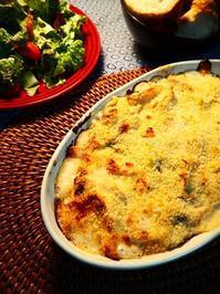 チキンマカロニグラタン - Kitchen diary