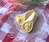 焼き芋クリームのオムレット - 天使と一緒に幸せごはん