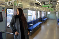 京都鉄道博物館 - この青い空を君にあげる