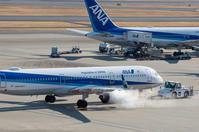 コールドスタート - K's Airplane Photo Life