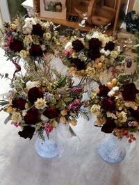 1月のレッスン - AT Y's お花と暮らし