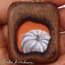 かぼちゃ(ペンダント)※152 - およぐ、ジュゴン!