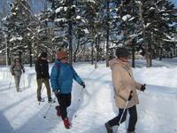 真駒内公園でノルディック&MILLETのジャケットで快適^-^。 - 秀岳荘みんなのブログ!!