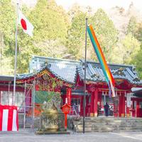 箱根神社と長安寺 - エーデルワイスPhoto