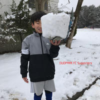 ある日の練習風景January 27, 2019 - DUOPARK FC Supporters
