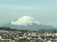 富士山を撮るのは難しい(´・ω・`) - よく飲むオバチャン☆本日のメニュー
