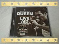 QUEEN / DEFINITIVE LIVE AID - 無駄遣いな日々