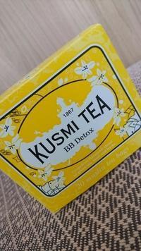 KUSUMI TEA - trintrin☆dolce☆