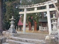福知山市萩原地区の神社 - ほぼ時々 K'Chan Blog