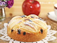 焼きっぱなしのりんごケーキ - 美味しい贈り物
